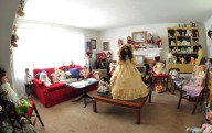 Haunted Doll house photo